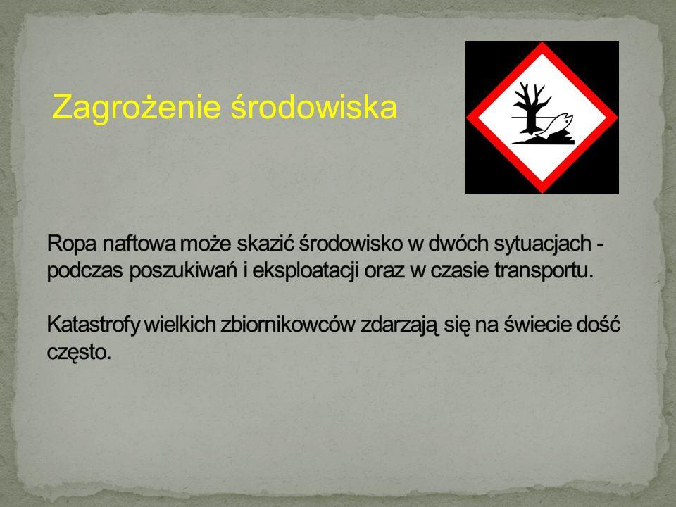Zagrożenie środowiska