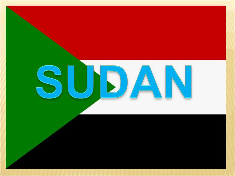 Podstawowe informacje Powierzchnia - 2 505 810 km 2 Ludność - 41 835 000 Gęstość zaludnienia - 17 osób/km 2 Języki urzędowe - arabski, angielski Stolica - Chartum Jednostka monetarna - dinar sudański