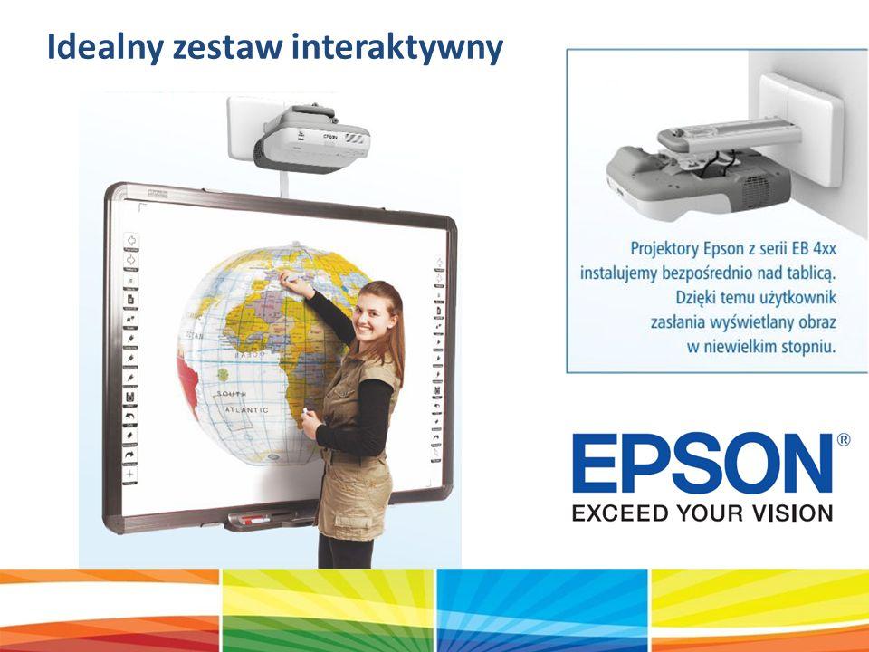 Firma Epson jest światowym liderem w produkcji projektorów 3xLCD.