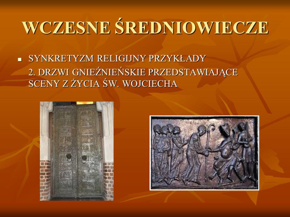 KONIEC PRZYGOTOWAŁY: DOMINIKA KURKIEWICZ & KATARZYNA TOMCZYK KLASA IV B Bibliografia: http://pl.wikipedia.org/wiki/Synkretyzm_religijny www.benedyktyni.pl http://pl.wikipedia.org/wiki/Piotr_Abelard