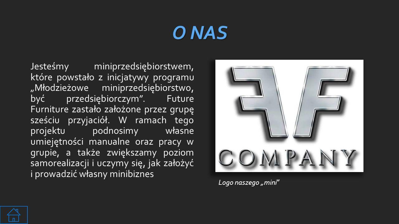 """O NAS Jesteśmy miniprzedsiębiorstwem, które powstało z inicjatywy programu """"Młodzieżowe miniprzedsiębiorstwo, być przedsiębiorczym ."""