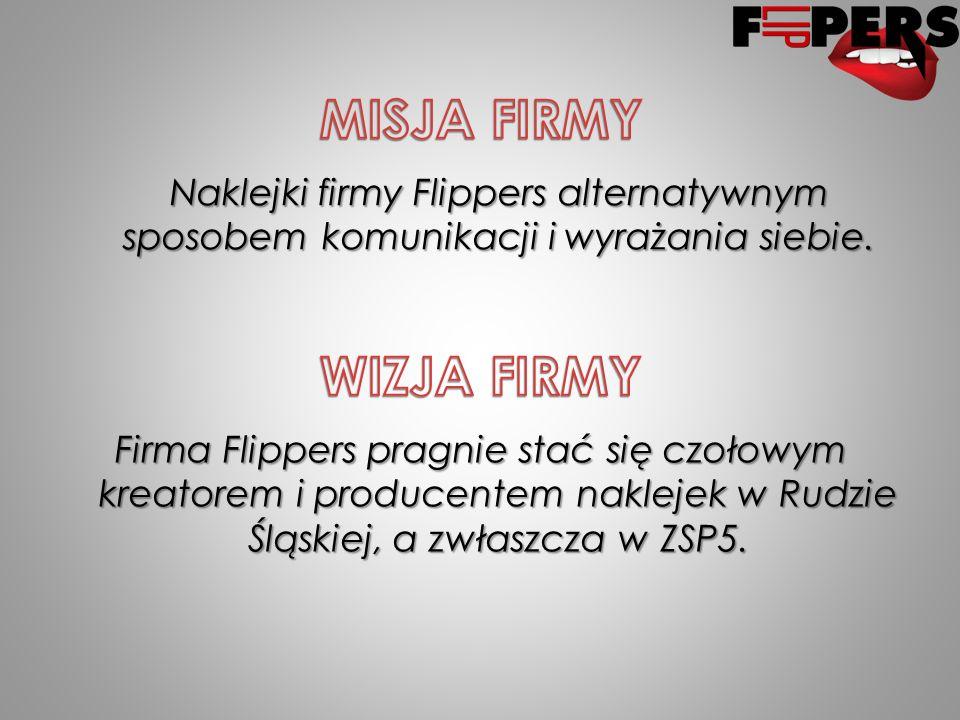 Naklejki firmy Flippers alternatywnym sposobem komunikacji i wyrażania siebie.