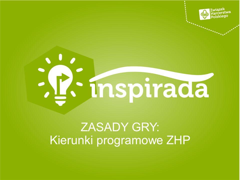 ZASADY GRY: Kierunki programowe ZHP