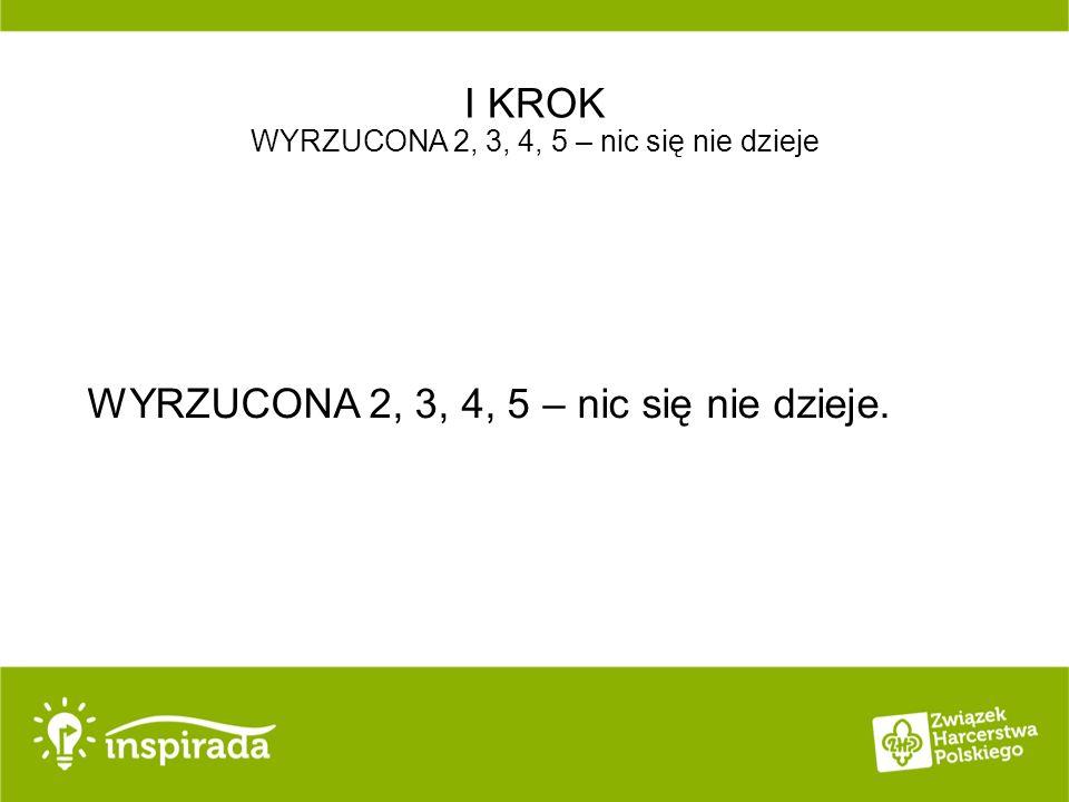 KROK I WYRZUCONE 6 – wymiana cech metody i kierunków programowych - wymiana z innym graczem.