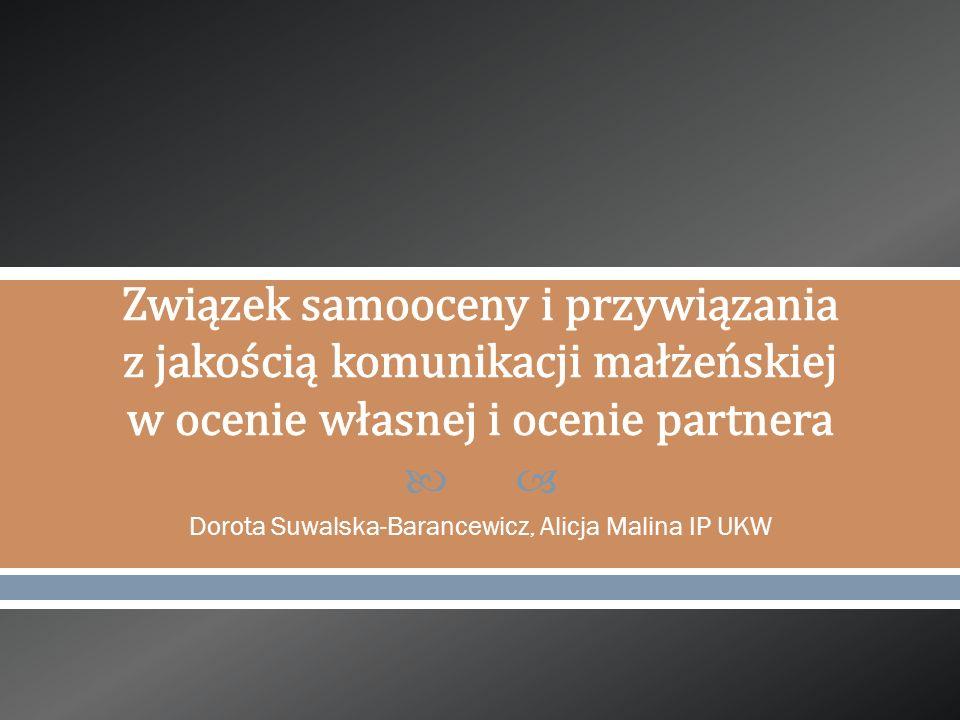  Dorota Suwalska-Barancewicz, Alicja Malina IP UKW