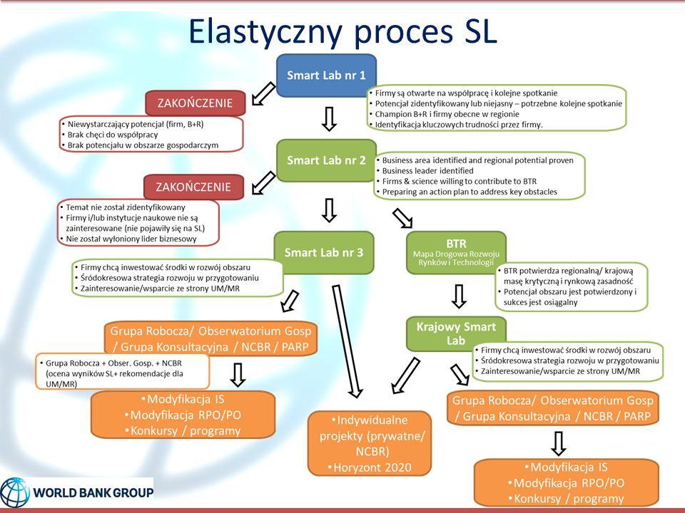 Elastyczny proces SL