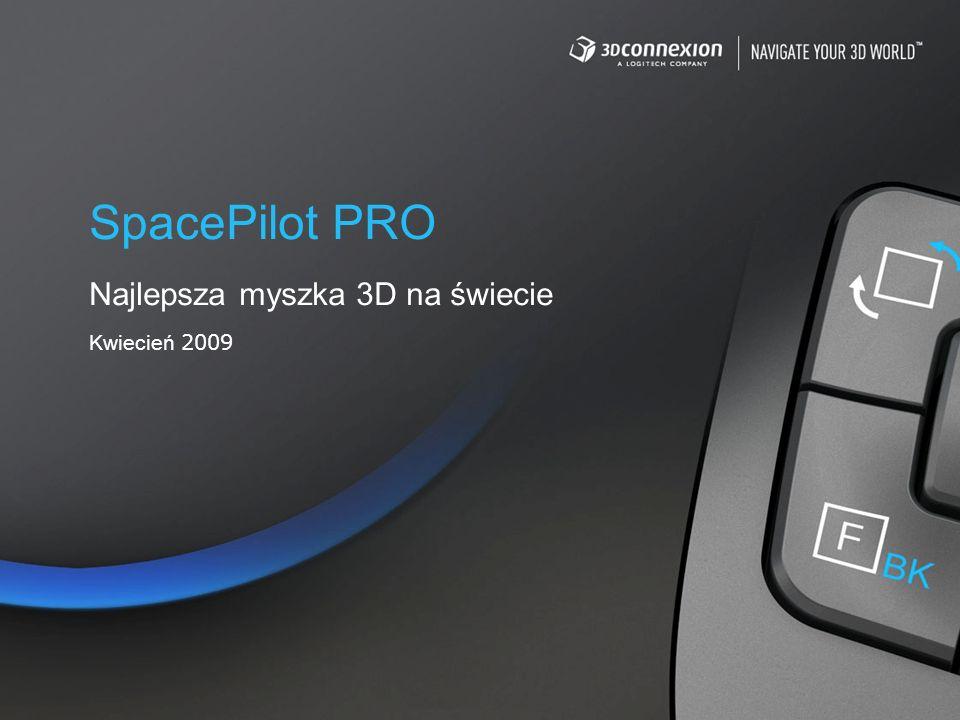 SpacePilot PRO Najlepsza myszka 3D na świecie Kwiecień 2009