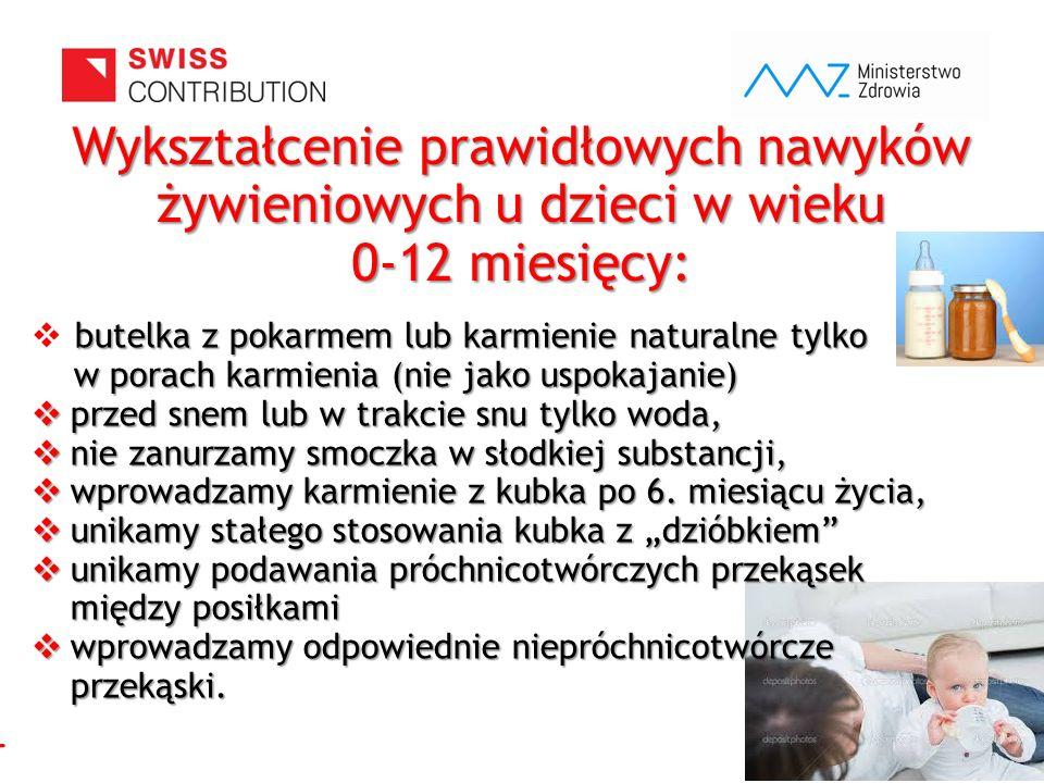 www.zebymalegodziecka.pl butelka z pokarmem lub karmienie naturalne tylko  butelka z pokarmem lub karmienie naturalne tylko w porach karmienia (nie j