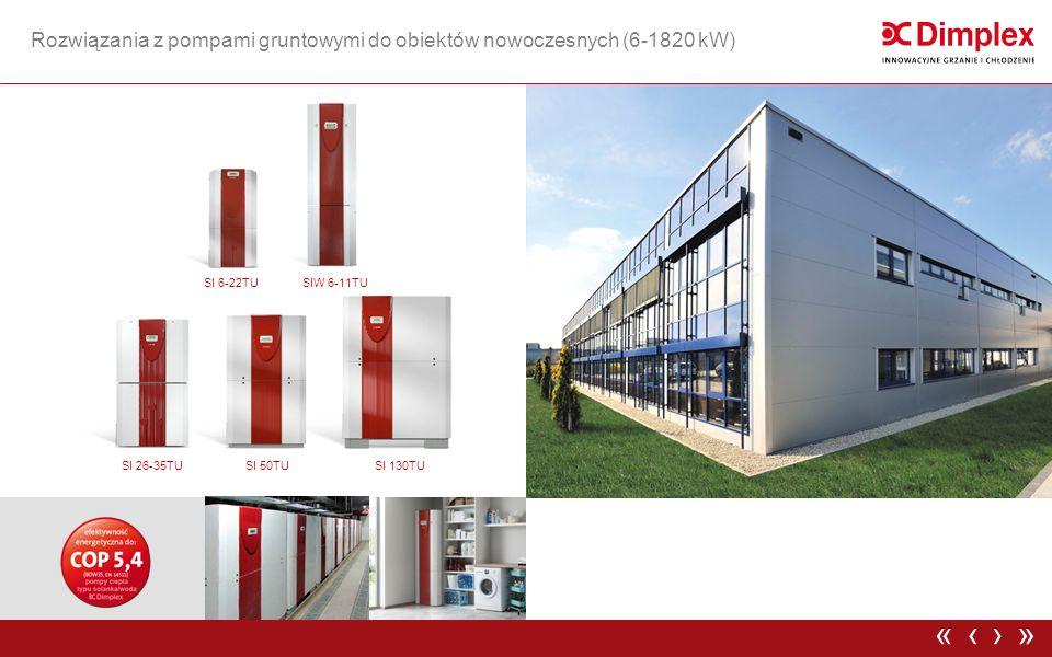 Rozwiązania z pompami powietrznymi do obiektów nowoczesnych (6-840 kW) ›»‹« LI 6-12TU LA 6TU LA 9TU LA 12-25TU LA 40TULA 60TU