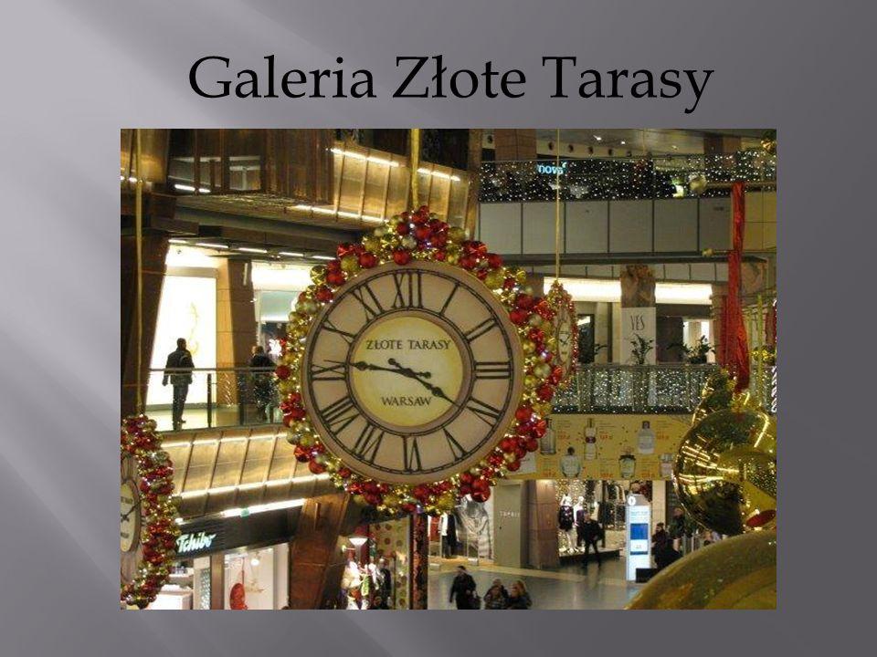Galeria Złote Tarasy