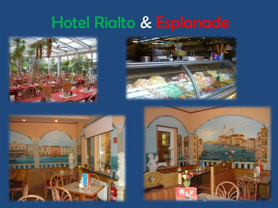 Hotel Rialto & Esplanade