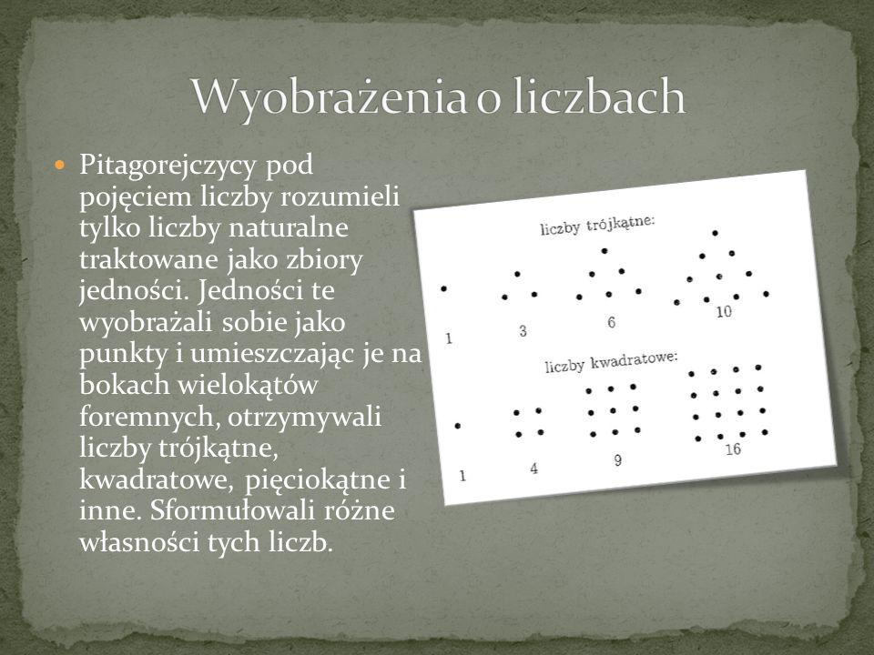 Wnieśli ogromny wkład do nauki starożytnej, zwłaszcza w zakresie matematyki, astronomii oraz teorii muzyki.