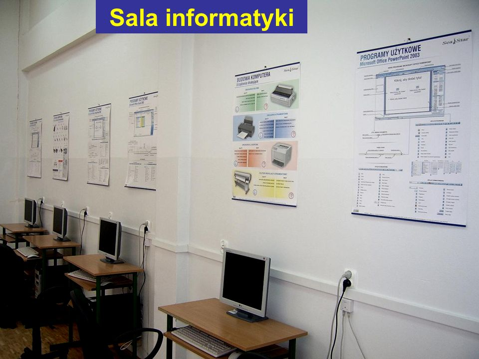 Sala informatyki