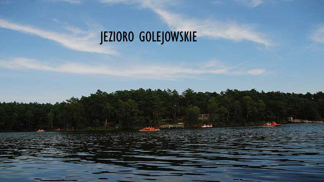 JEZIORO GOLEJOWSKIE