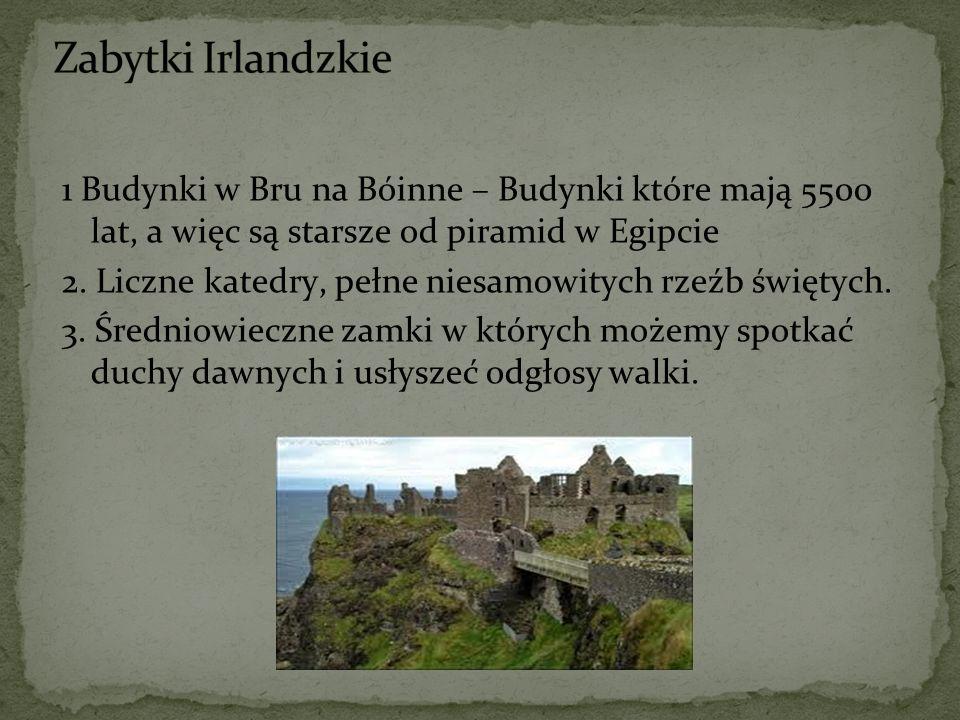 1 Budynki w Bru na Bóinne – Budynki które mają 5500 lat, a więc są starsze od piramid w Egipcie 2.