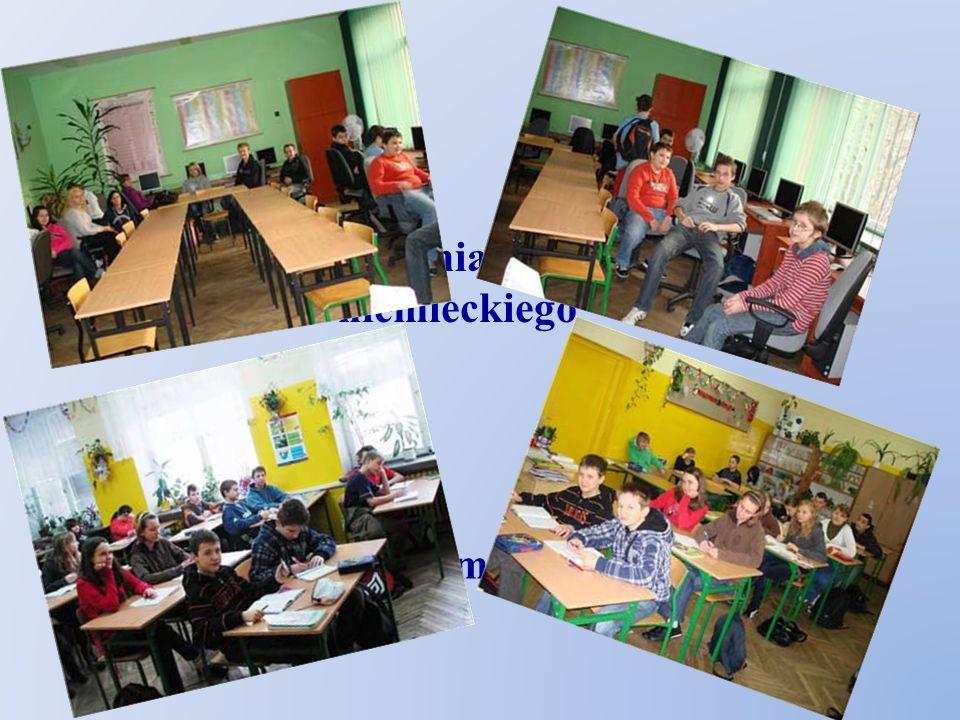 sala matematyczna pracownia języka niemieckiego