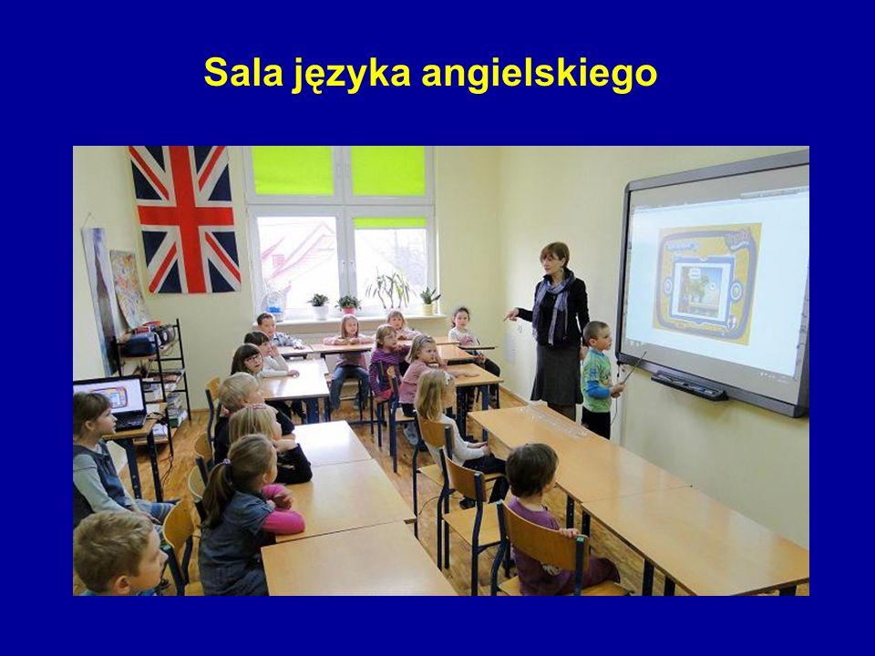 Sala języka angielskiego