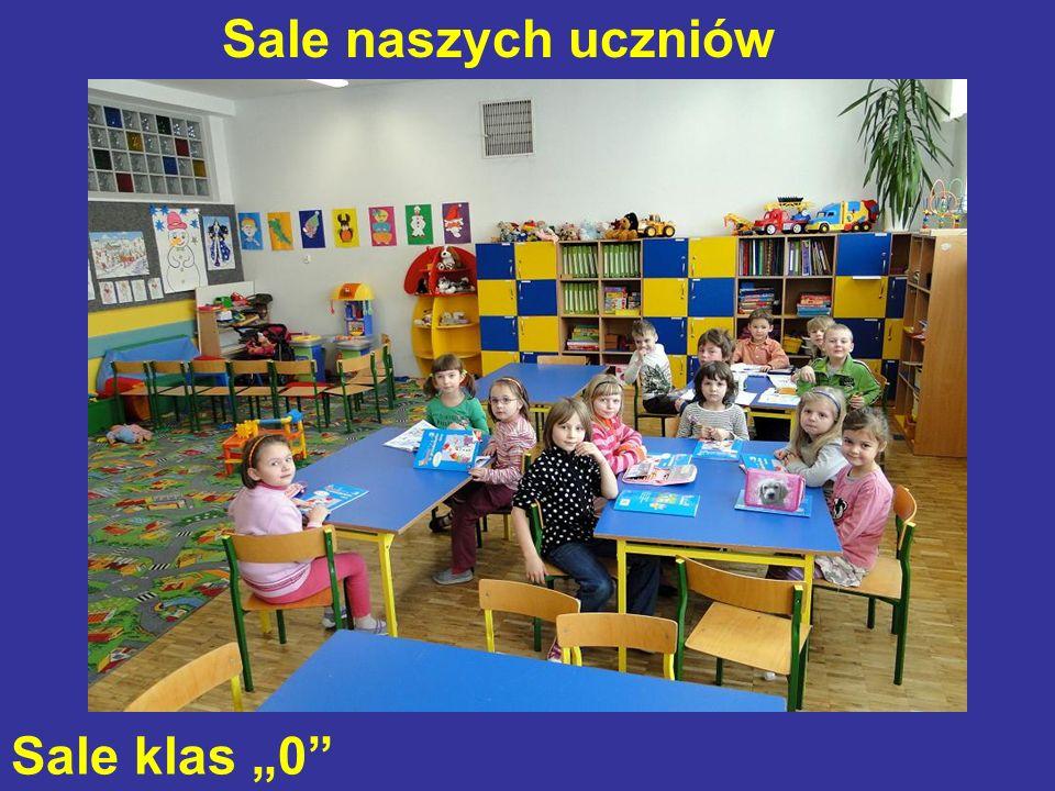 """Sale klas """"0"""" Sale naszych uczniów"""