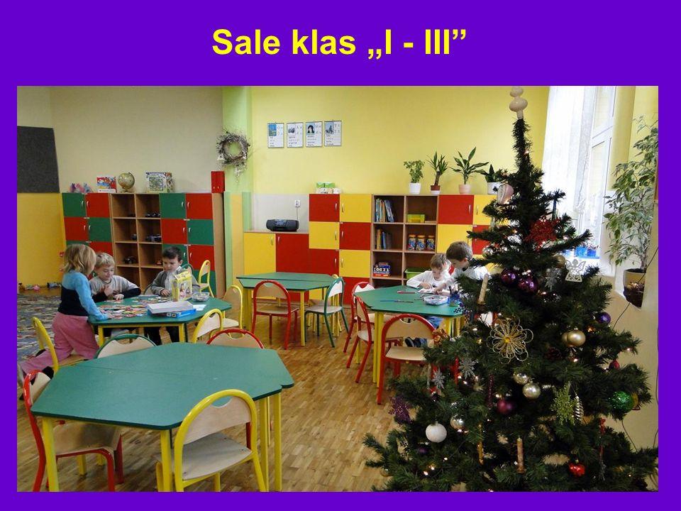"""Sale klas """"I - III"""""""