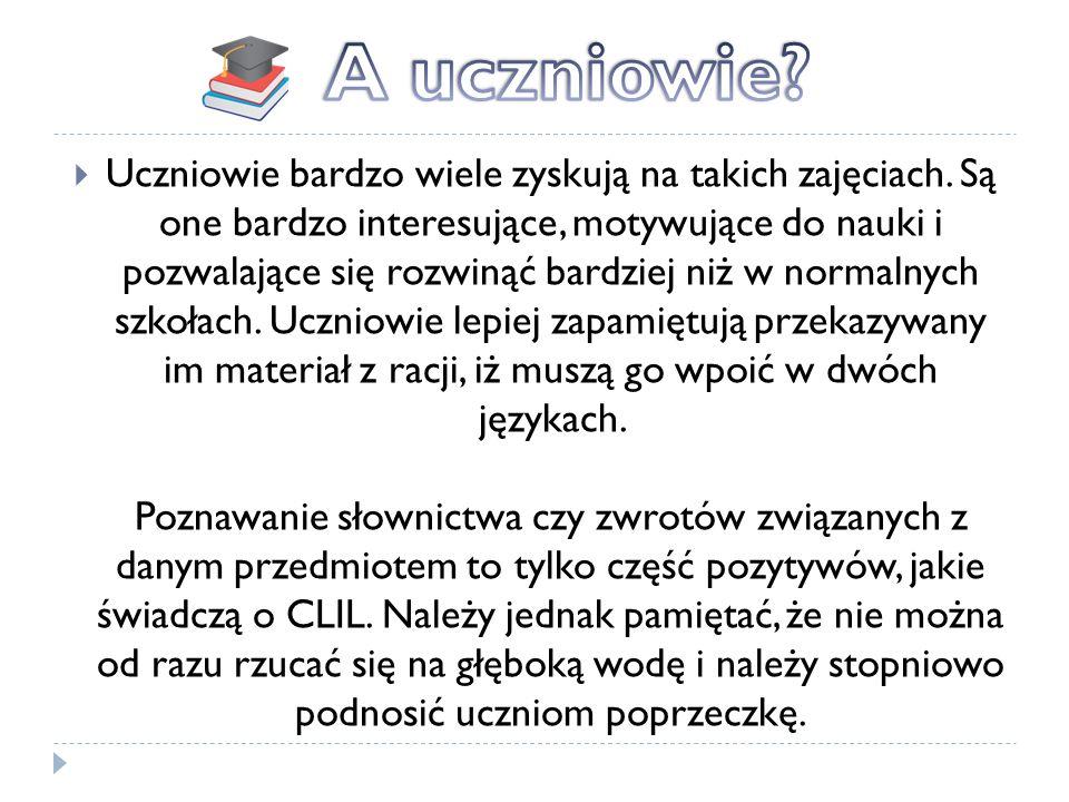 Ale i Polska ma się czym pochwalić…  Na przełomie lat 1957/1958 w Warszawie powstał Zespół Szkół nr 67, który specjalizuje się nauczaniem języka francuskiego oraz aktywnie współpracuje z ambasadą francuską.