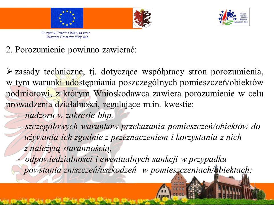 Europejski Fundusz Rolny na rzecz Rozwoju Obszarów Wiejskich 2.