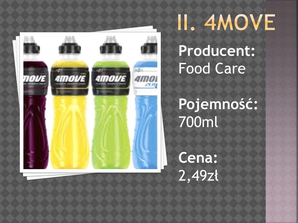 Producent: Food Care Pojemność: 700ml Cena: 2,49zł