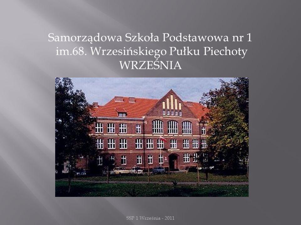 Samorządowa Szkoła Podstawowa nr 1 im.68.