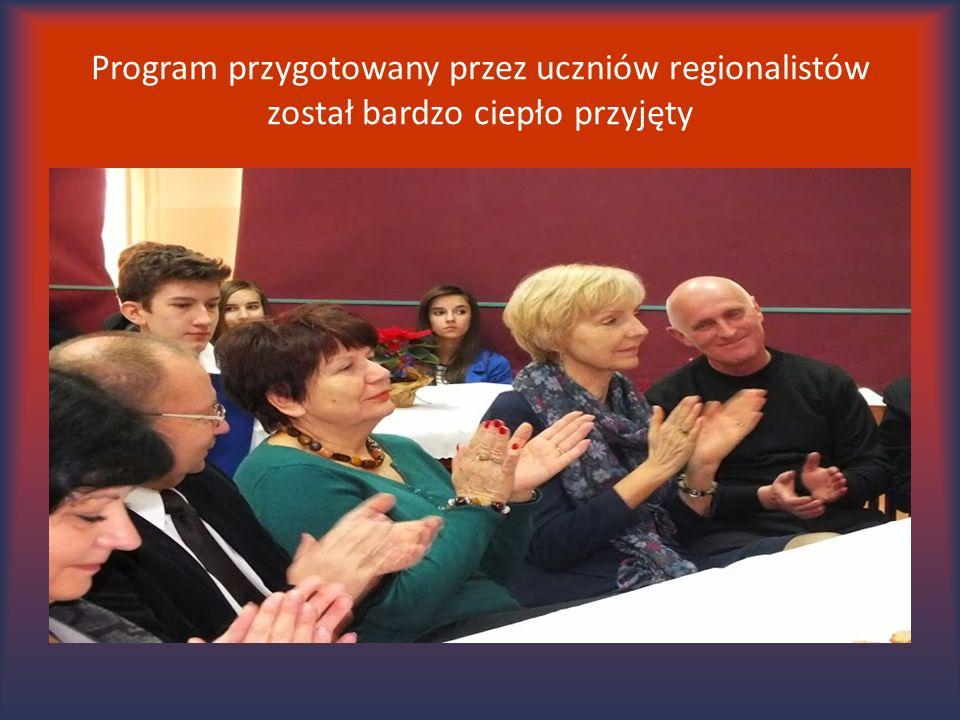 Dialogowi pomiędzy dawnymi Mistrzami, a obecnymi uczniami przewodziła nieoceniona Pani Wiesława Żurek