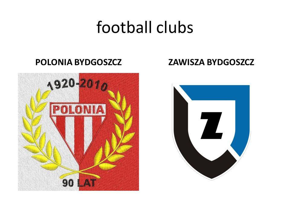 football clubs POLONIA BYDGOSZCZZAWISZA BYDGOSZCZ