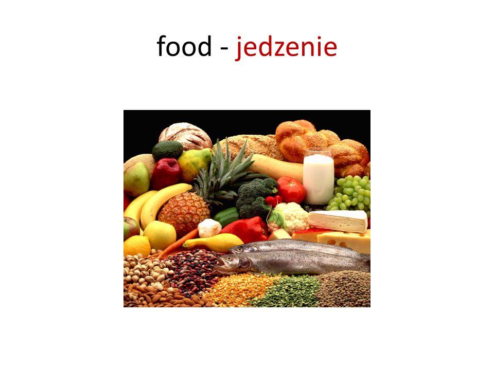 food - jedzenie