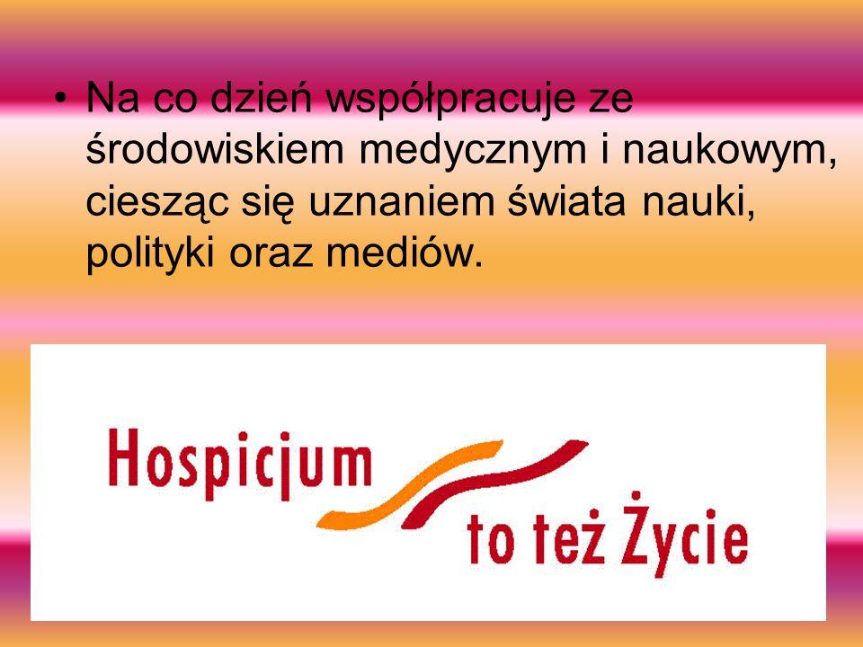 Celem projektu, w który zaangażują się placówki hospicyjne z całego kraju, jest utworzenie przy hospicjach aktywnych centrów wolontariatu, edukacja społeczna na temat nieuleczalnej choroby i śmierci oraz aktywowanie wolontariuszy z grupy 50+.