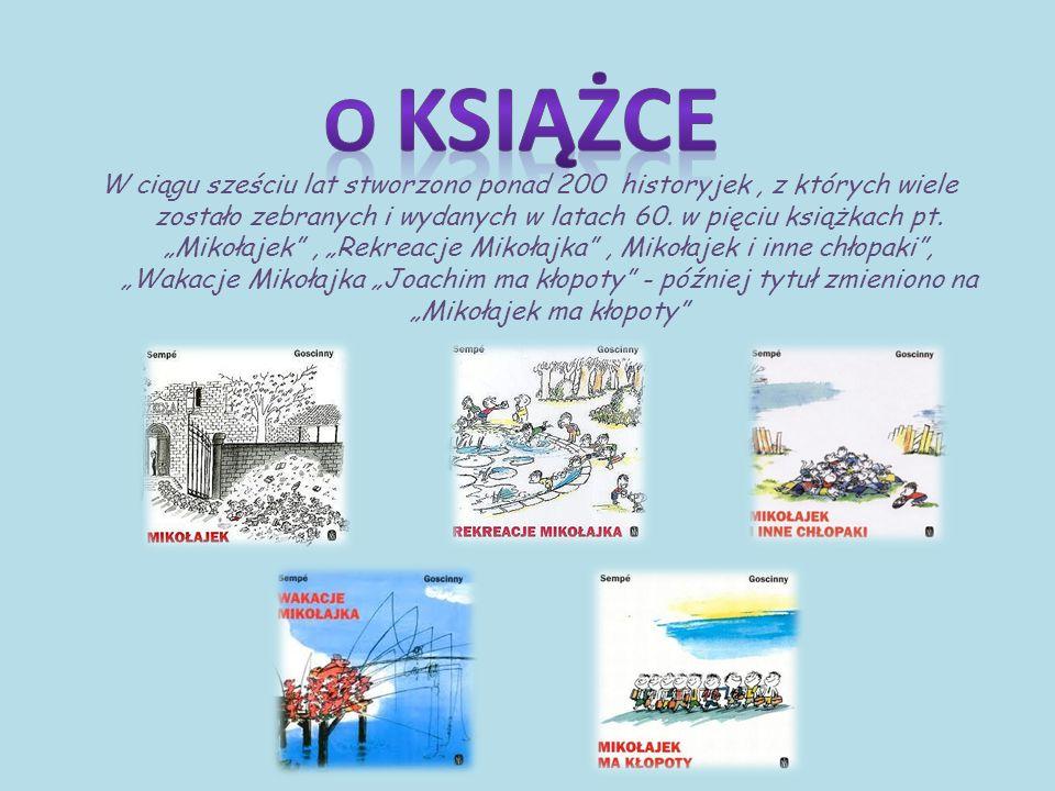 W ciągu sześciu lat stworzono ponad 200 historyjek, z których wiele zostało zebranych i wydanych w latach 60.