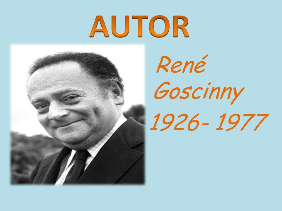 René Goscinny 1926- 1977