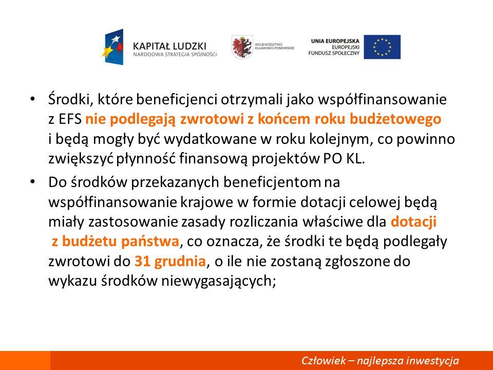 7.Wymagania odnośnie projektów realizowane w partnerstwie.