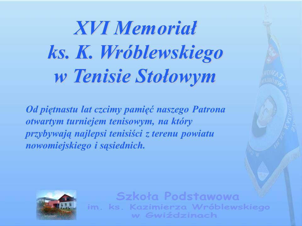 XVI Memoriał ks. K.