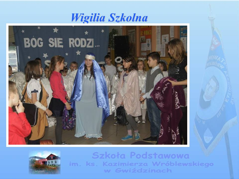 Wigilia Szkolna