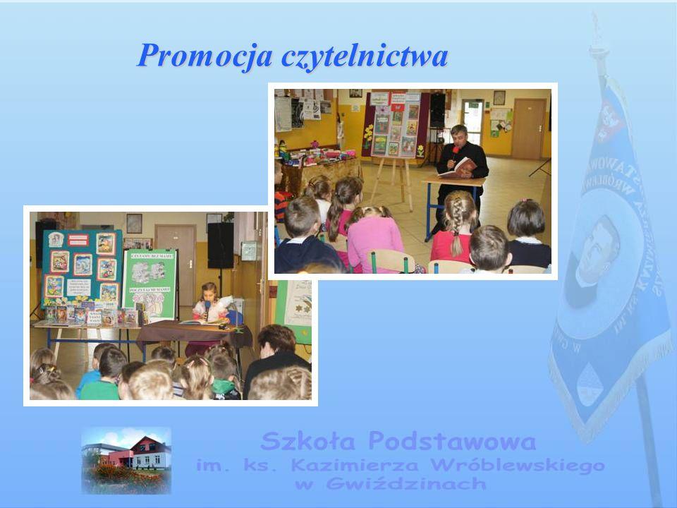 Promocja czytelnictwa