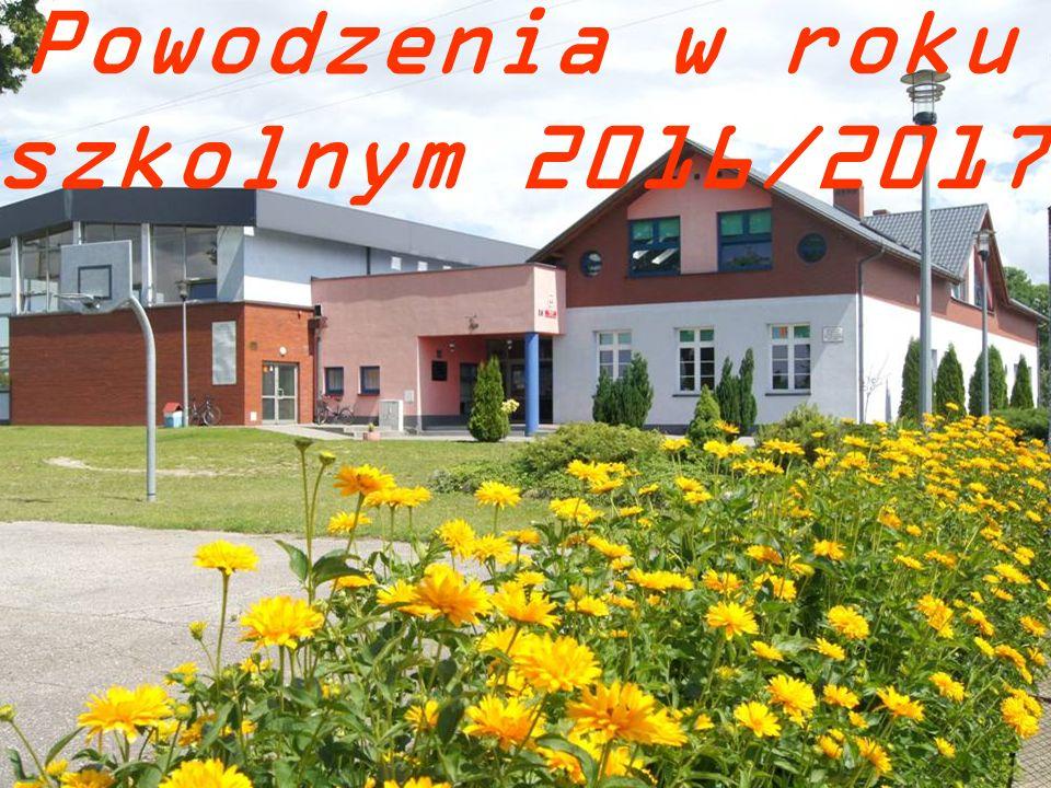 Powodzenia w roku szkolnym 2016/2017