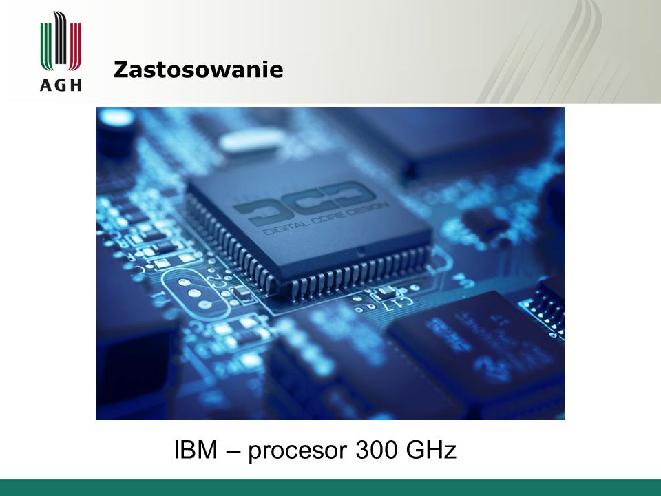 IBM – procesor 300 GHz