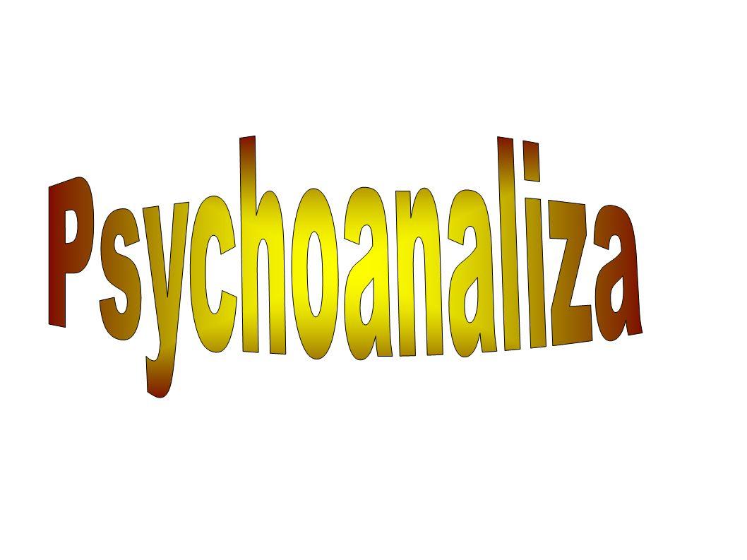 P sychoanaliza (od gr.