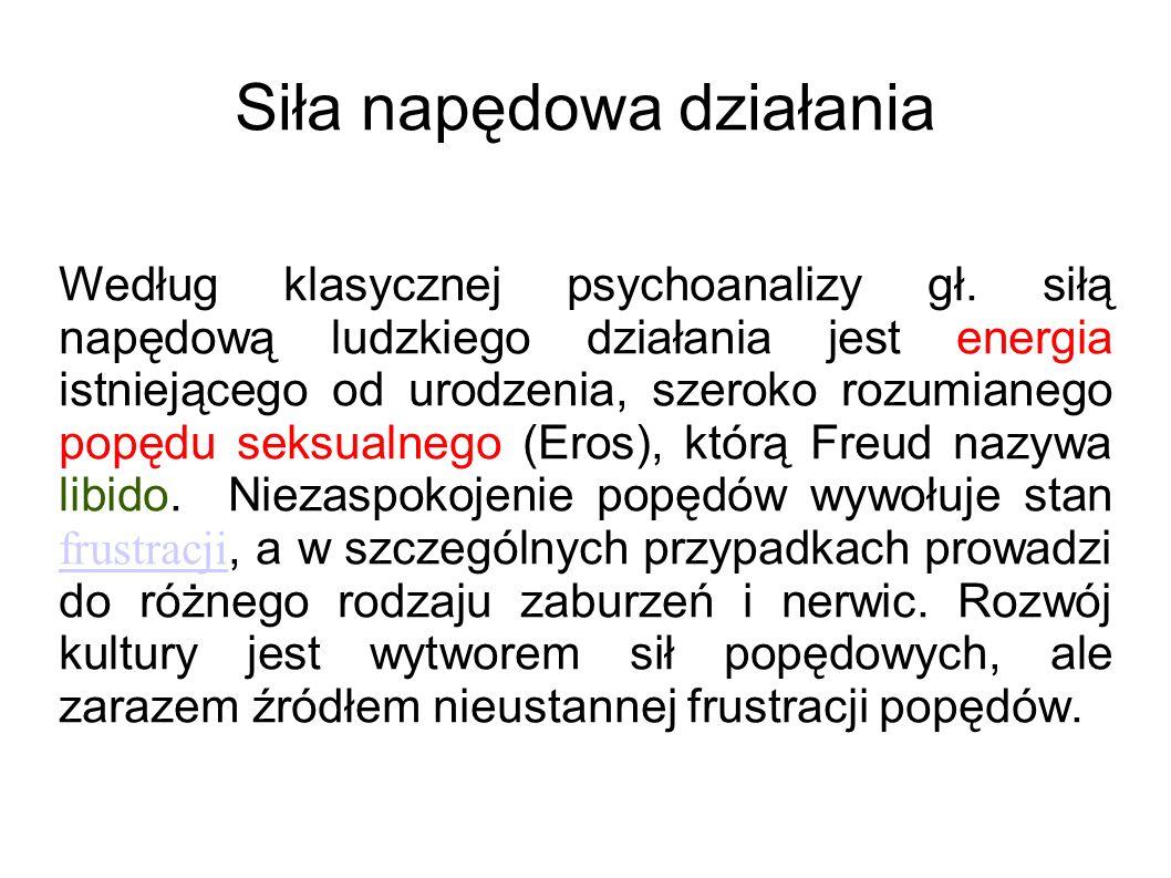 Funkcja psychoanalizy Podstawową funkcją psychoanalizy jest leczenie zaburzeń psychicznych i emocjonalnych.