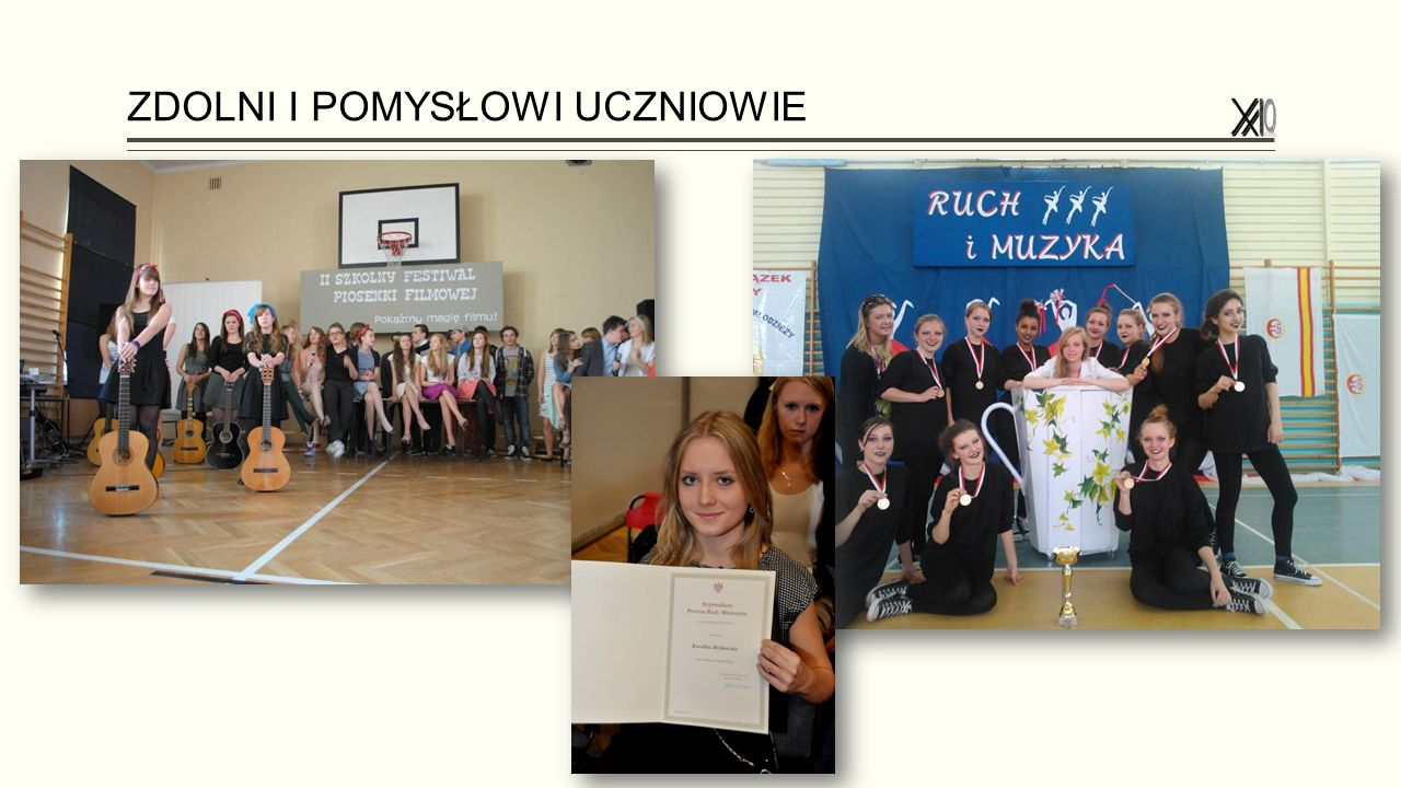 OSIĄGNIĘCIA UCZNIÓW 2013/2014  Tomasz Dębski z kl.