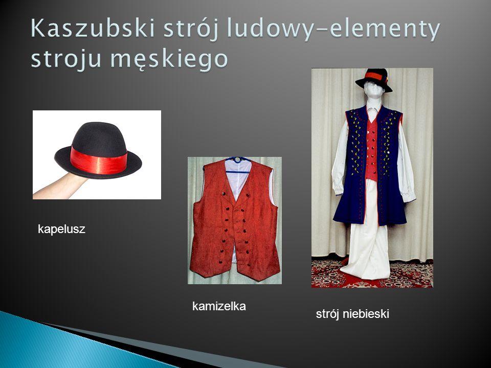 haft na rękawie bluzki przód stroju gorset ciemnoczerwony spódnice