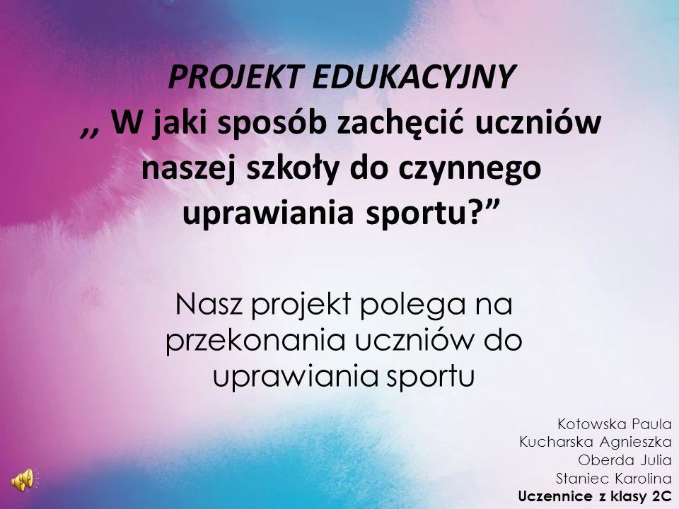 -Jakie korzyści płyną z systematycznego uprawiania sportu.