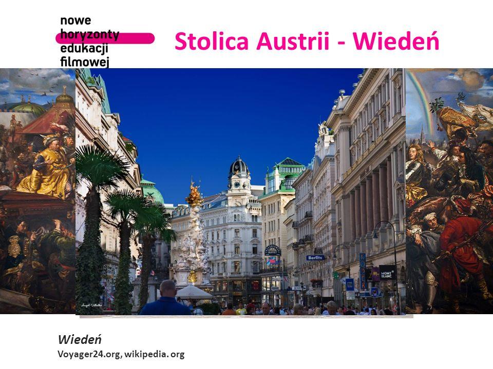 Stolica Austrii - Wiedeń Wiedeń Voyager24.org, wikipedia. org