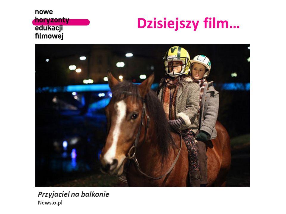 Dzisiejszy film… Przyjaciel na balkonie News.o.pl