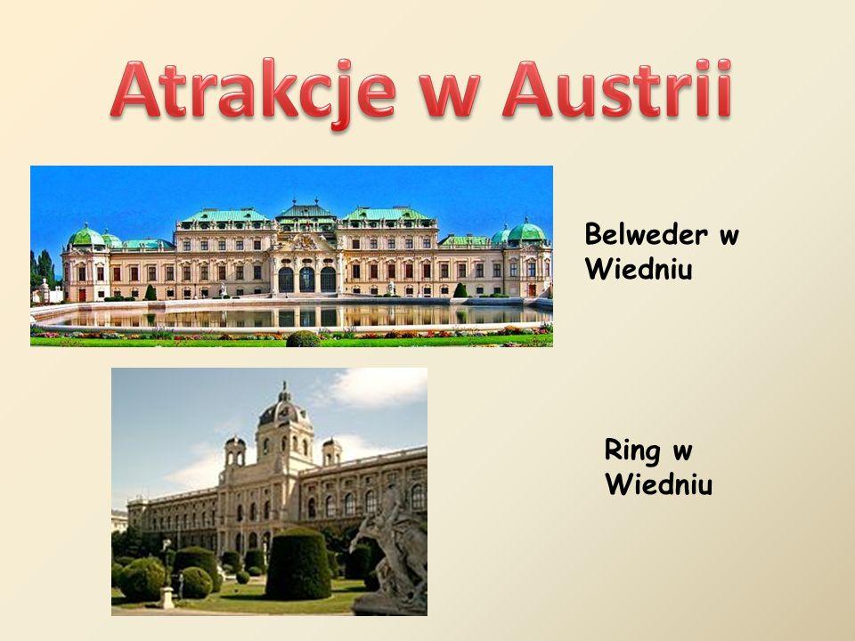 Belweder w Wiedniu Ring w Wiedniu