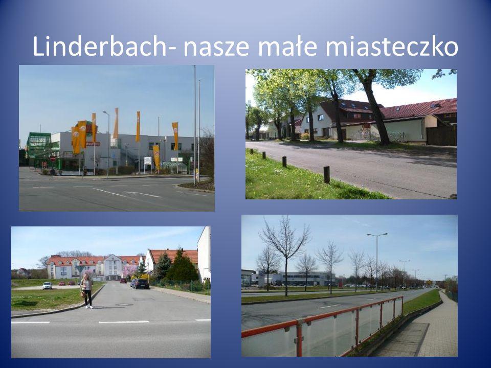 Linderbach- nasze małe miasteczko