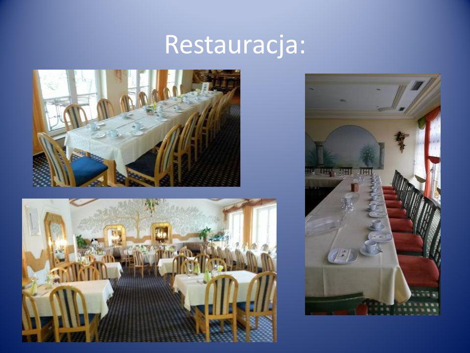 Restauracja: