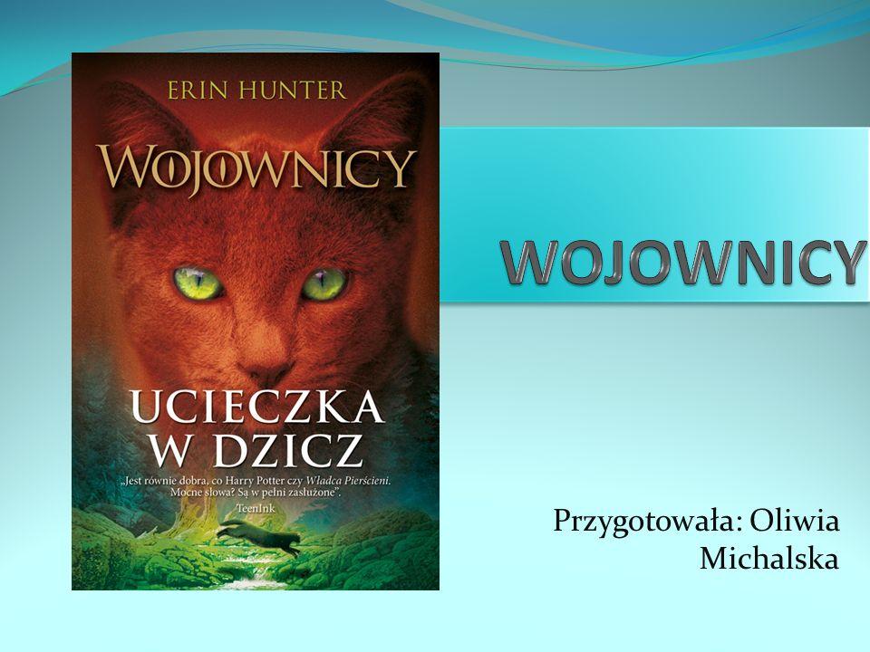 Autorzy książki Wojownicy – seria utworów fantastycznych autorstwa Kate Cary, Cherith Baldry i Vicky Holmes, występujących pod wspólnym pseudonimem Erin Hunter.